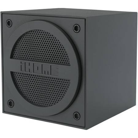 Walmart Clearance $3.75 (or $5) iHome Bluetooth Rechargeable Mini Speaker Cube YMMV