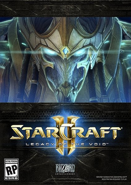 Starcraft II: Legacy of the Void $17.97