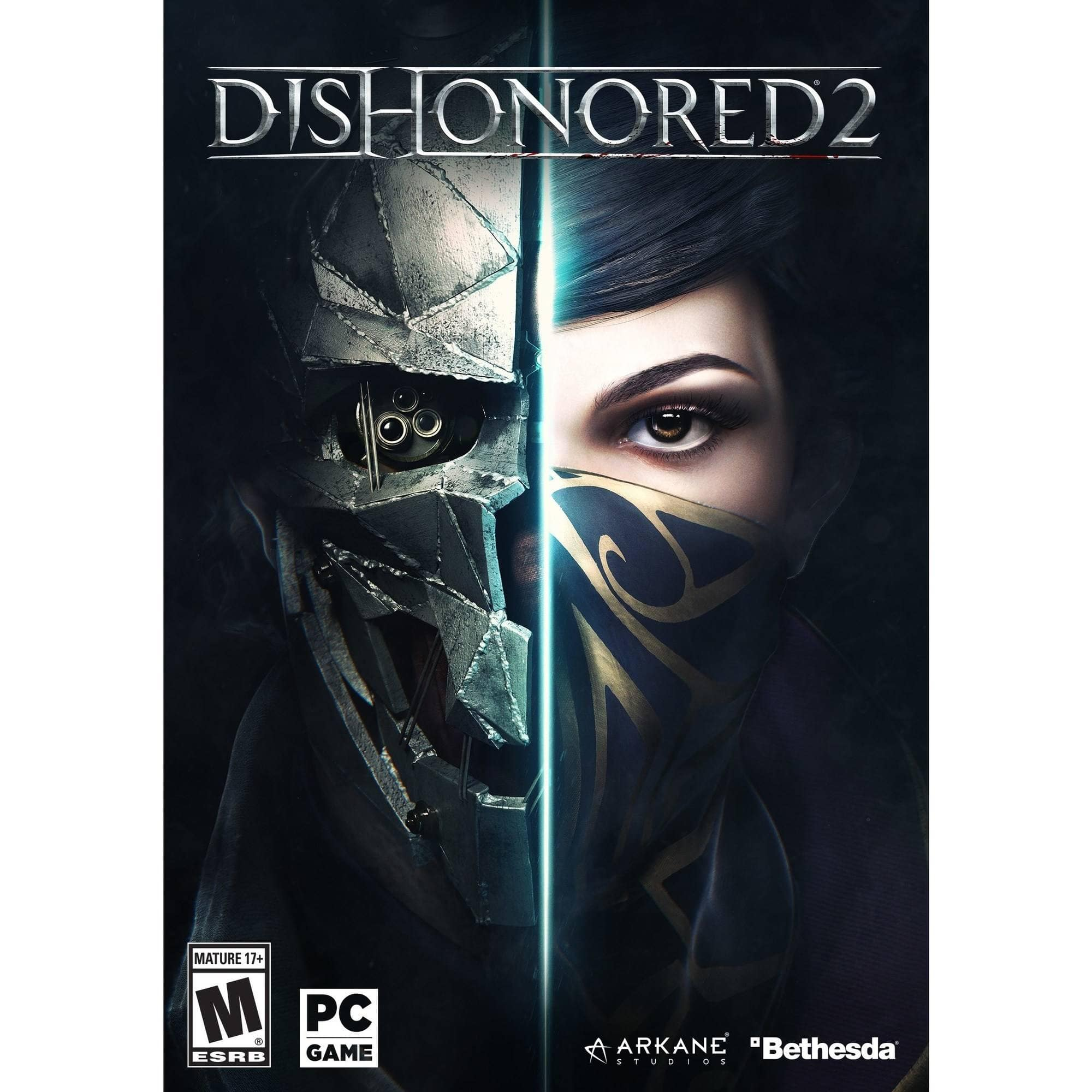 Dishonored 2 +  Imperial Assassin's Pack DLC (PC Digital Download) $12.72