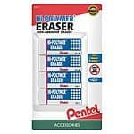Pentel Hi-Polymer Eraser - 4ct - $1.94 with Free Shipping at Target