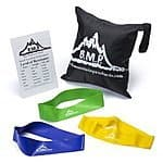Add-on: $5.18 - Black Mountain Products Resistance Loop Bands Set of Three with Starter Guide and Carrying Bag