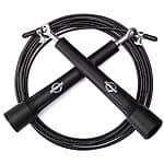 Jump Rope - Best Fast Speed Cable with 4 High-Grade Metal Universal Ball Bearings - $7.95