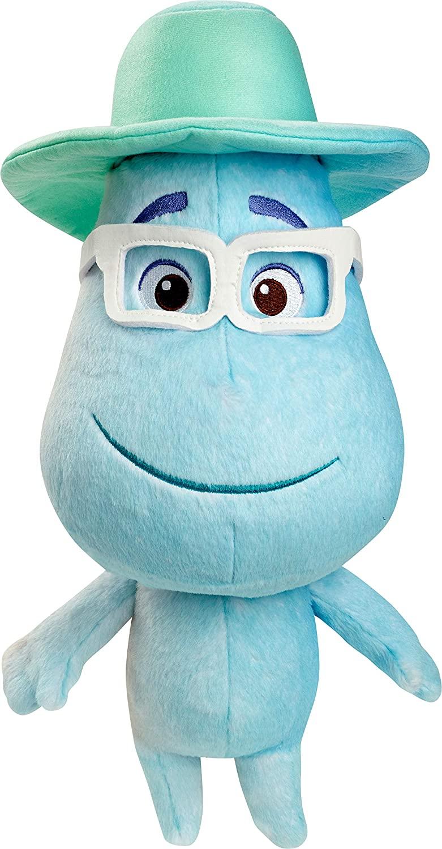 """Disney Pixar Soul Plush Dolls: 16"""" Joe Gardner $11.76, 11"""" Soul 22 $12.04 + Free Shipping w/ Prime or on $25+"""