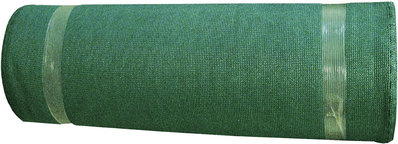 12' x 50' Coolaroo Screening Shade Fabric w/ 70% UV Block (Forest Green) $100 + Free Shipping w/ Prime