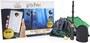 Wow! Stuff Collection The Deathly Hallows Junior Collection (Invisibility Cloak, Elder Wand, Resurrection Stone) $22.13 + Free Shipping w/ Prime or on $25+