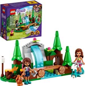 93-Piece Lego Friends Forest Waterfall Building Kit $6.49 + Free Shipping w/ Prime or on $25+