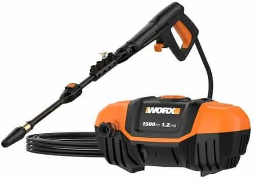 Worx 1500 Max PSI 1.1 GPM 13A Electric Pressure Washer $74.25, More + Free Shipping