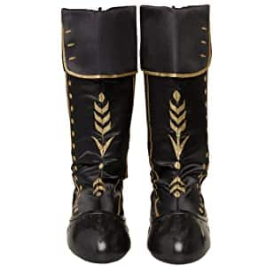 Disney Frozen Girls' Frozen 2 Anna Costume Travel Boots (Size 9-11) $5.30