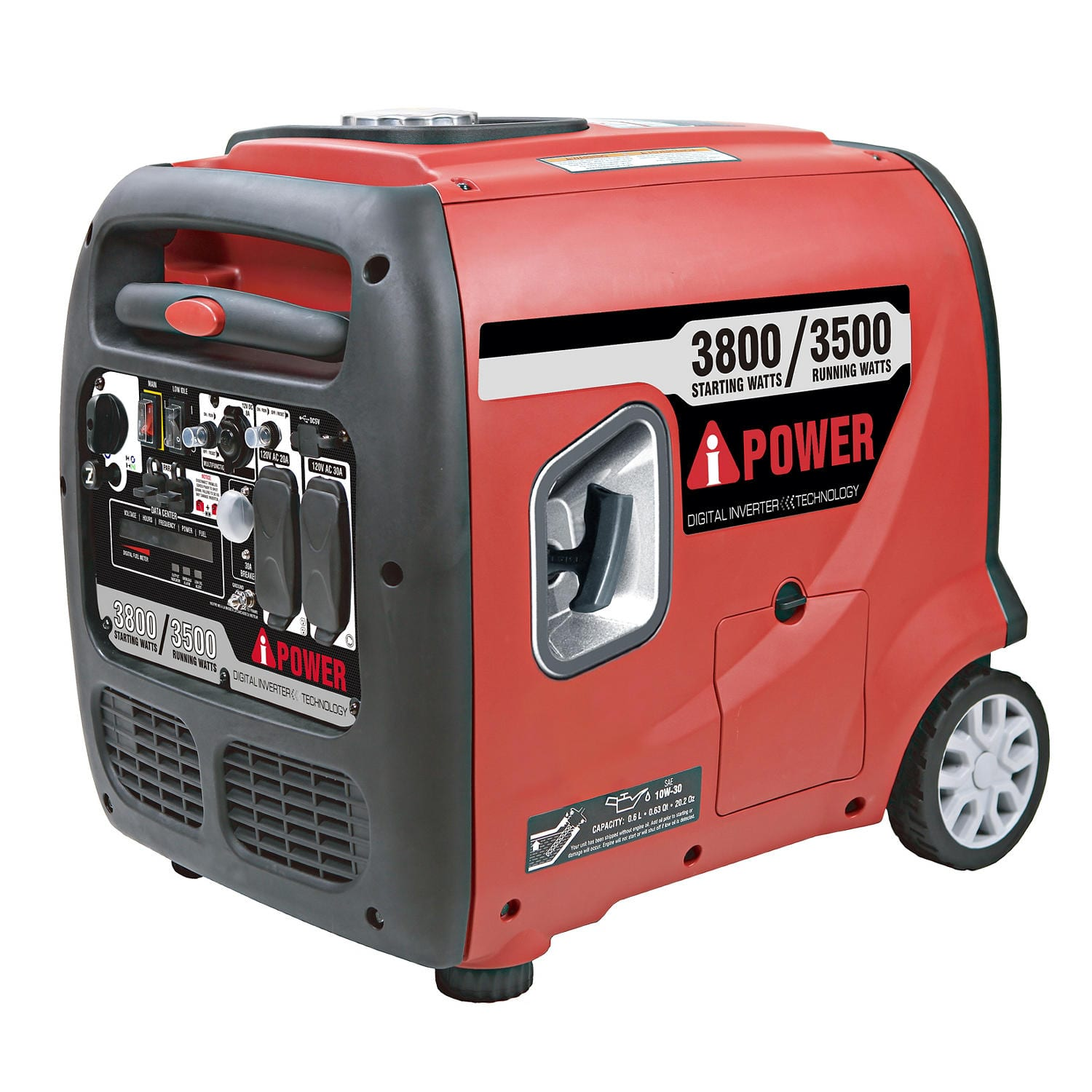 Sam's Club Members: A-iPower SUA3800i Enclosed Digital Inverter Generator $649 + Free Shipping