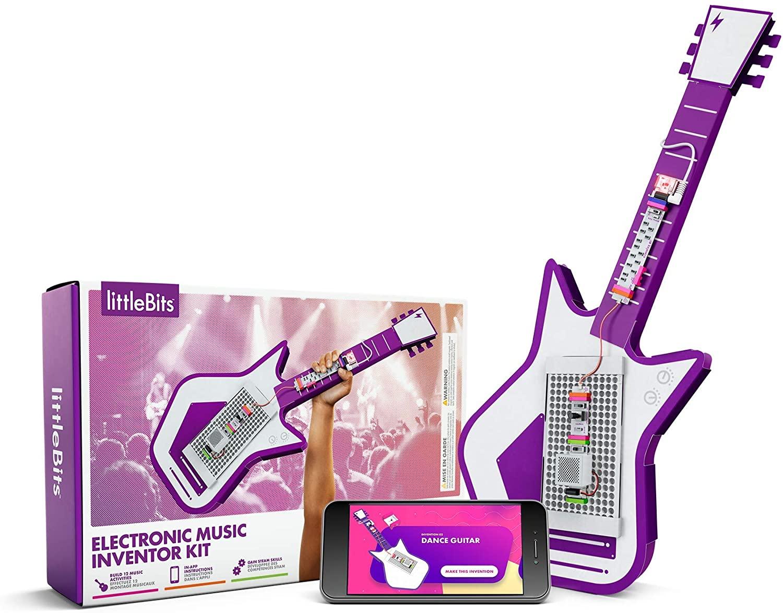 littleBits STEM Electronic Music Kit $26.11 + Free Shipping w/ Prime