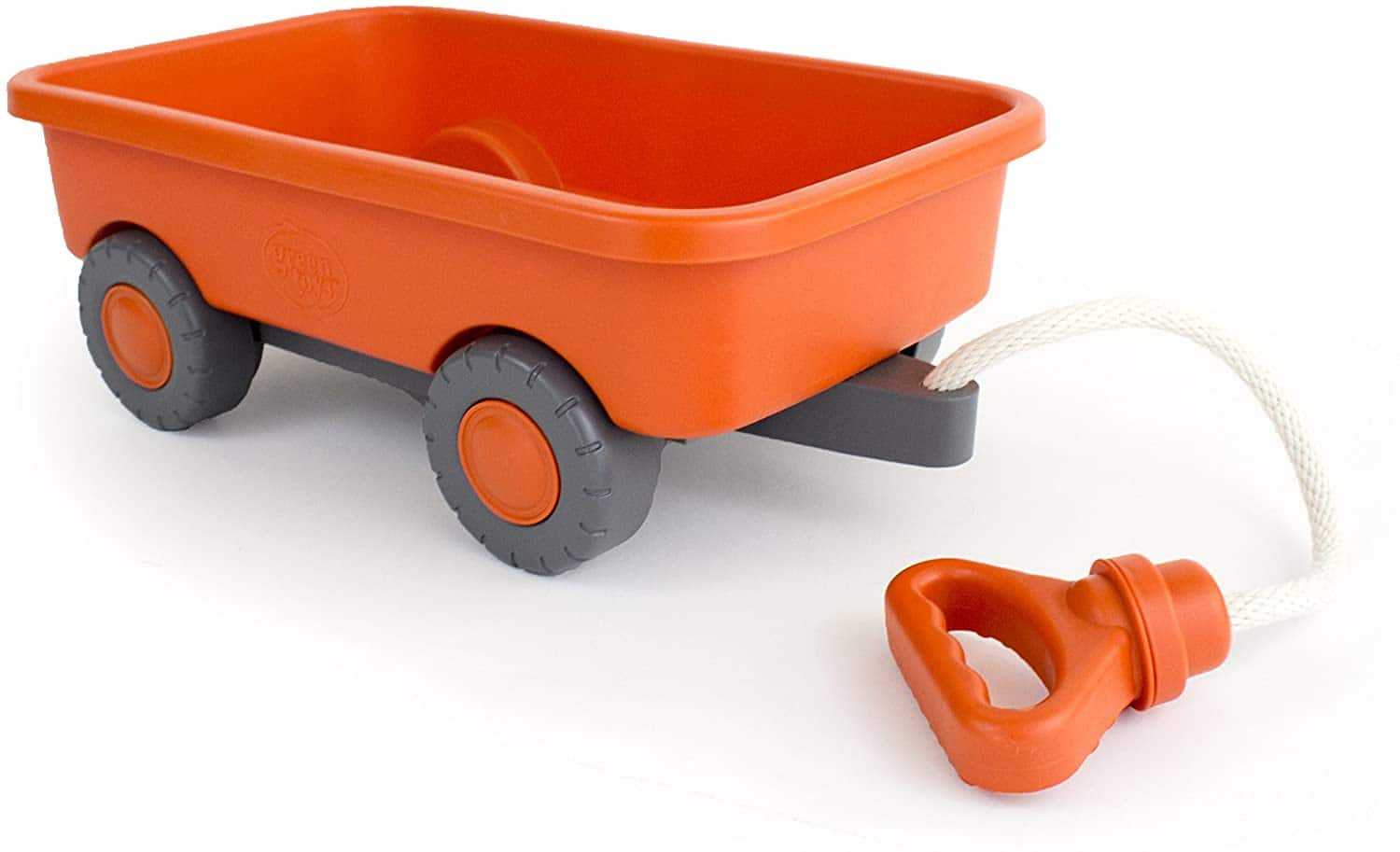 Green Toys Kid's Outdoor Wagon (Orange) $13 + Free Shipping w/ Prime or on $25+