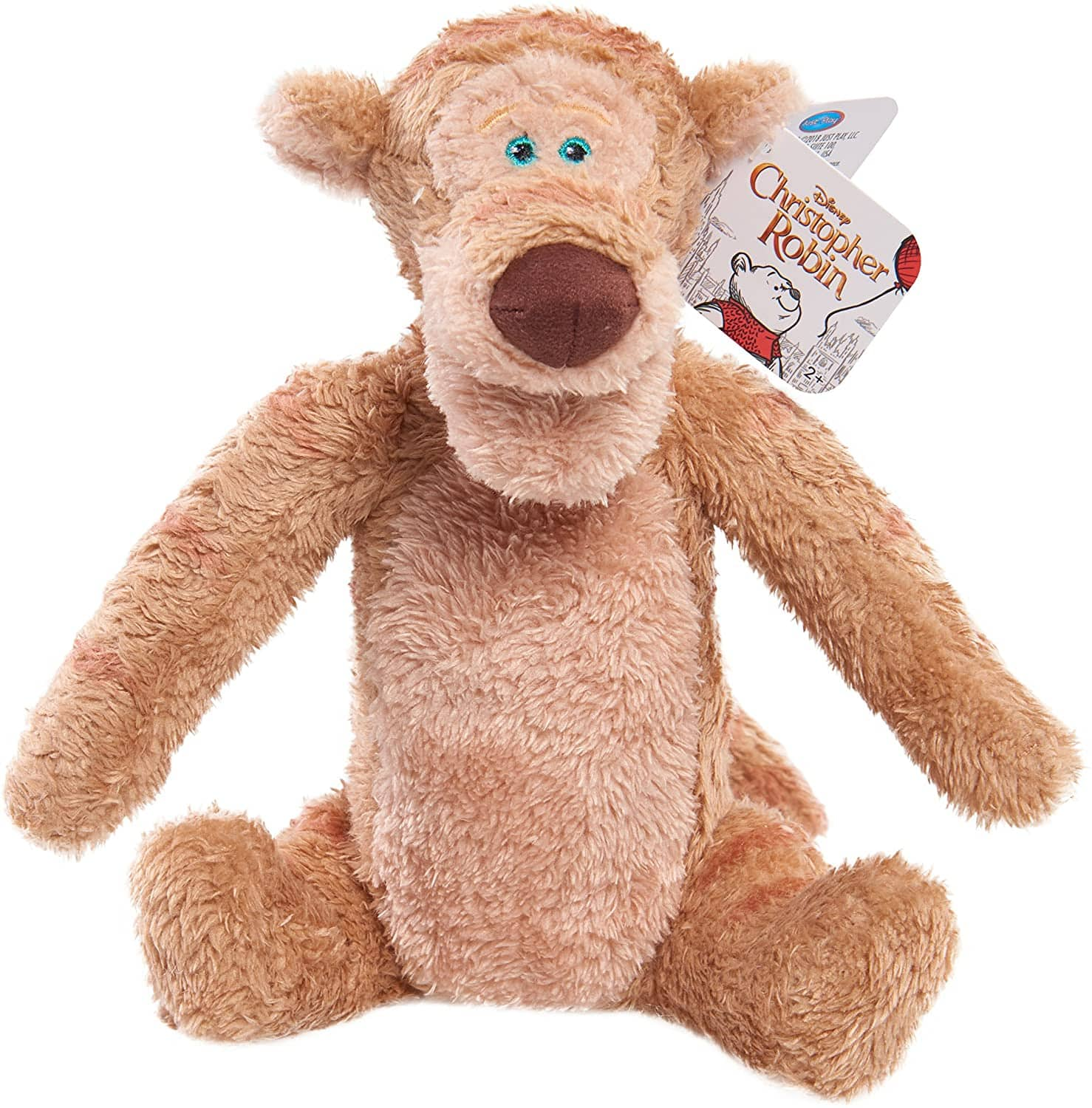 """8"""" Christopher Robin Friends Plush Tigger $4.40, 10"""" Disney Minnie Mouse Oh So Chic Sweet Latte Doll $8.35, More + Free Shipping w/ Prime or on $25+"""