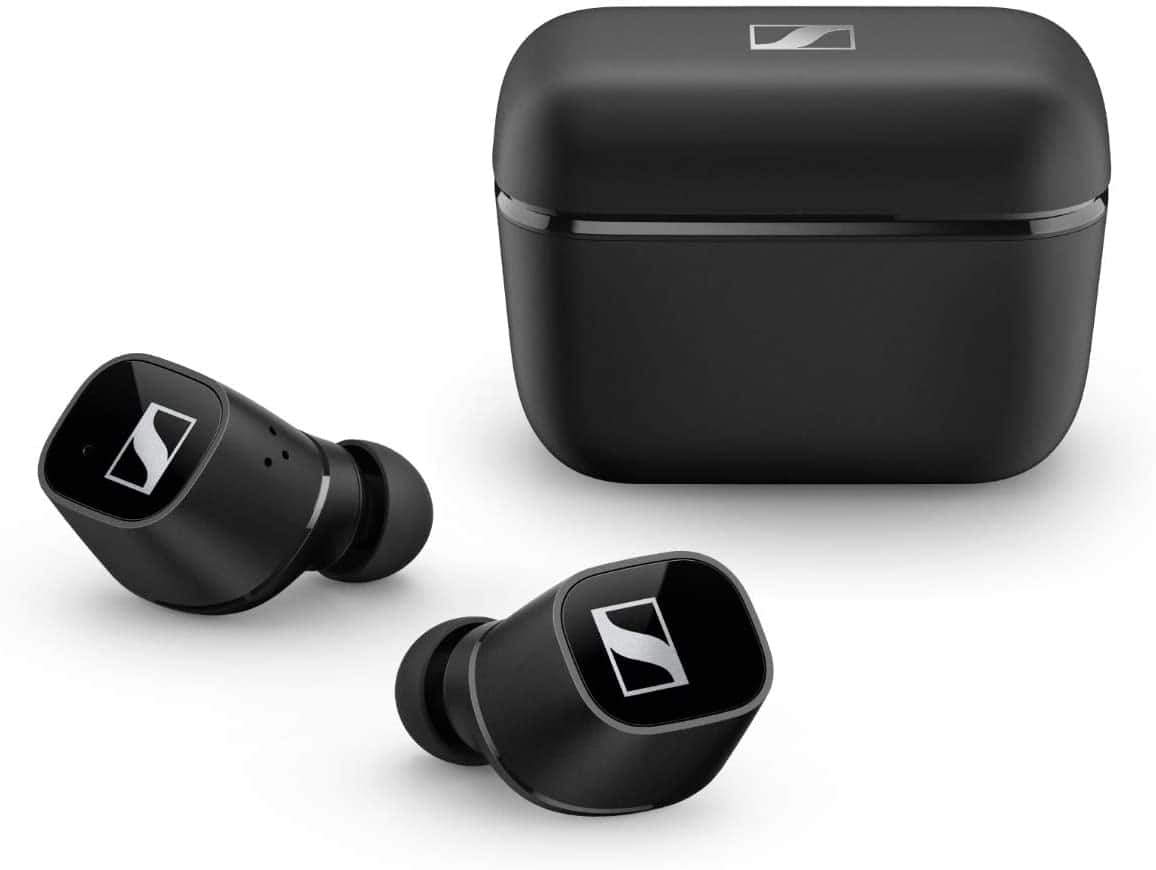 Sennheiser CX 400BT True Wireless Earbuds (Black/White) for $129.95+Free Shipping