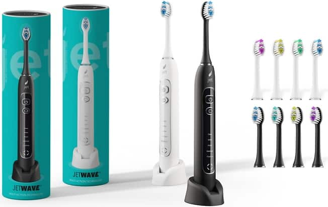 JetWave™ Sonic Toothbrush $27.99