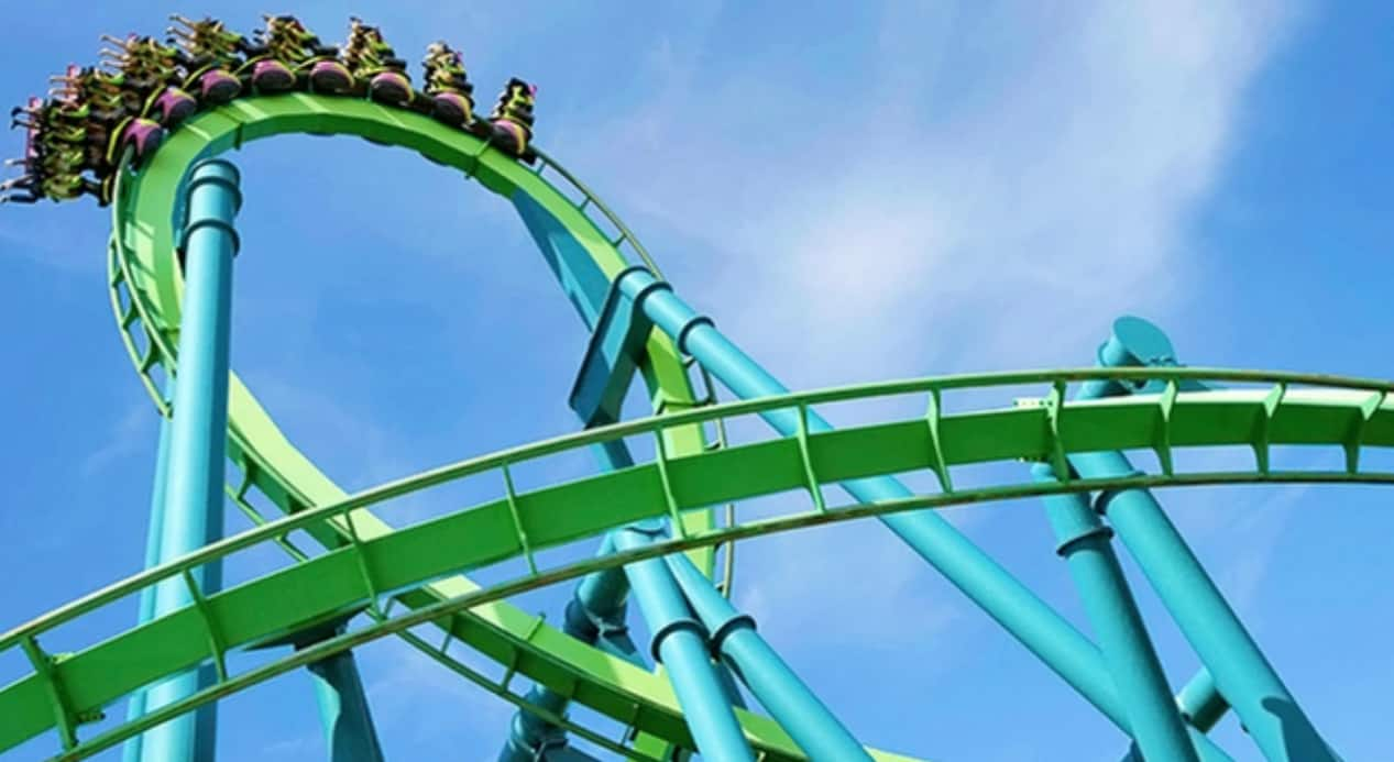 Cedar Point Tickets - $31 after student discount