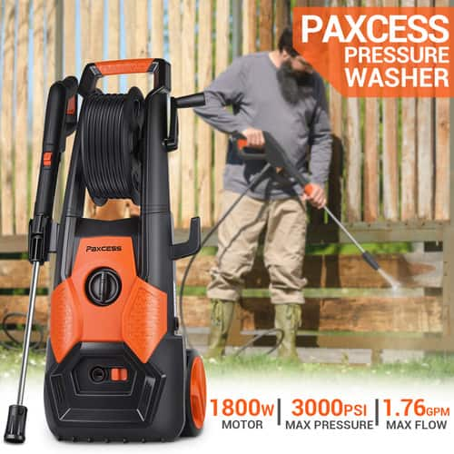 2150 PSI Pressure Washer 1.85GPM Electric Pressure Washer $99.99+FS