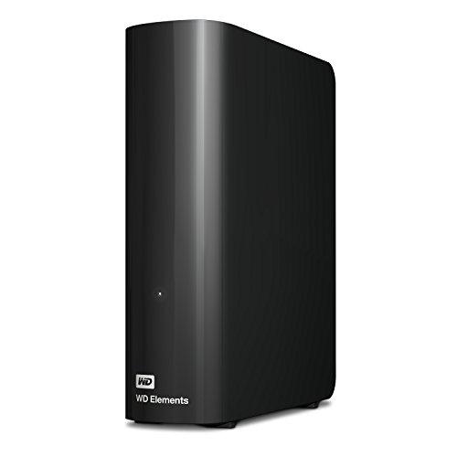 WD 8TB Elements Desktop Hard Drive - USB 3.0 $130
