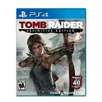 Amazon Deal: Tomb Raider: Definitive Edition PS4 $29.99 w/ FS @ Amazon