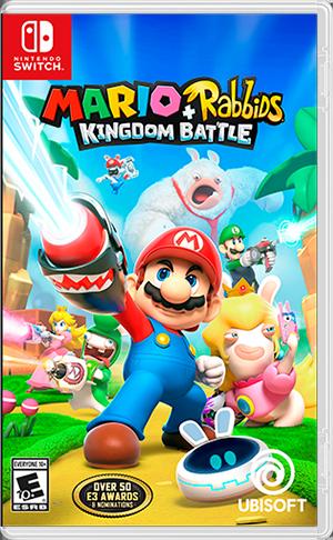 Mario + Rabbids Kingdom Battle Nintendo Switch (Digital Download) $40 @ NIntendo eShop $40.19