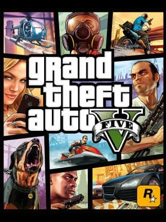 Grand Theft Auto V $19.79 (Steam)