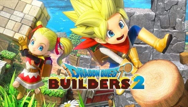 Dragon Quest Builders 2 Switch (Digital) $35.99