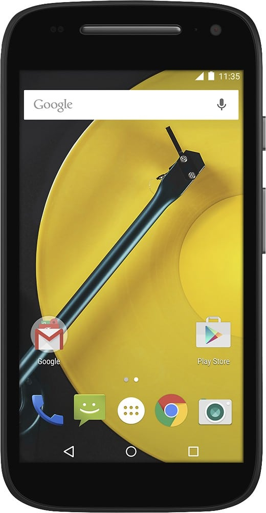 ATT GoPhone Motorola E with 1GB RAM and 8GB storage for $29.99 at BB