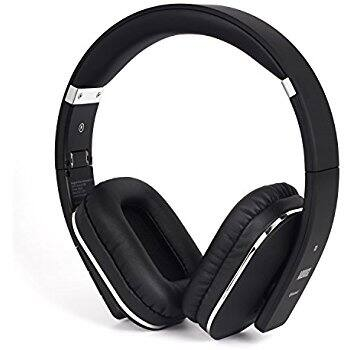 August EP650 Bluetooth Wireless Over Ear Headphones with Multipoint/NFC/3.5mm Audio In - $31.47 @ Amazon