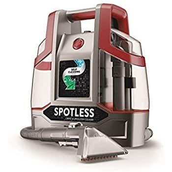HOOVER FH11300PC Spotless Portable Carpet & Upholstery Spot Cleaner $65.98 @ Amazon + FREE Shipping
