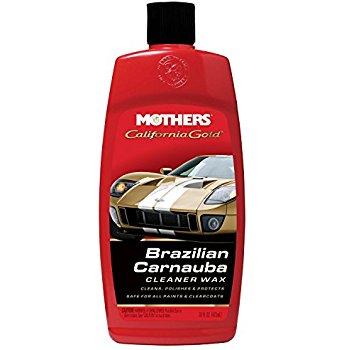 Mothers California Gold Brazilian Carnauba Cleaner Liquid Wax - 16 oz. - $5.97 Prime Eligible