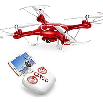 Syma X5UW FPV RC Drone with 720P HD with Real Time Video - $44.75 with Free Shipping @ Amazon