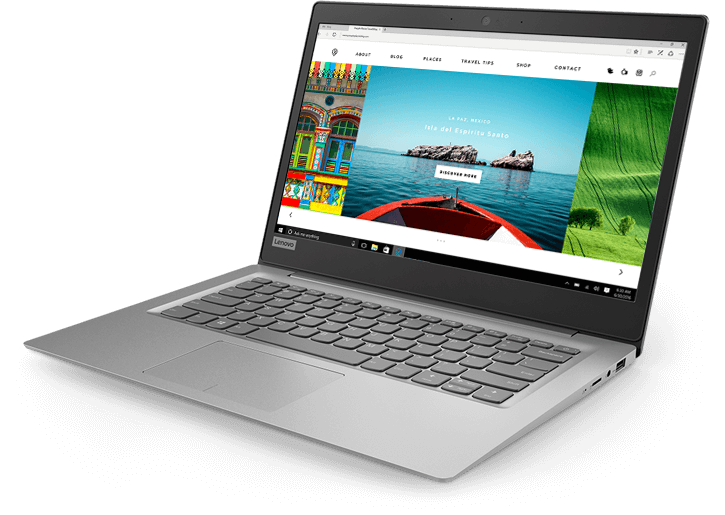 Lenovo 120s - 14 Inch Laptop with 4GB RAM and 64 GB eMMC - $199.99 with FREE Shipping
