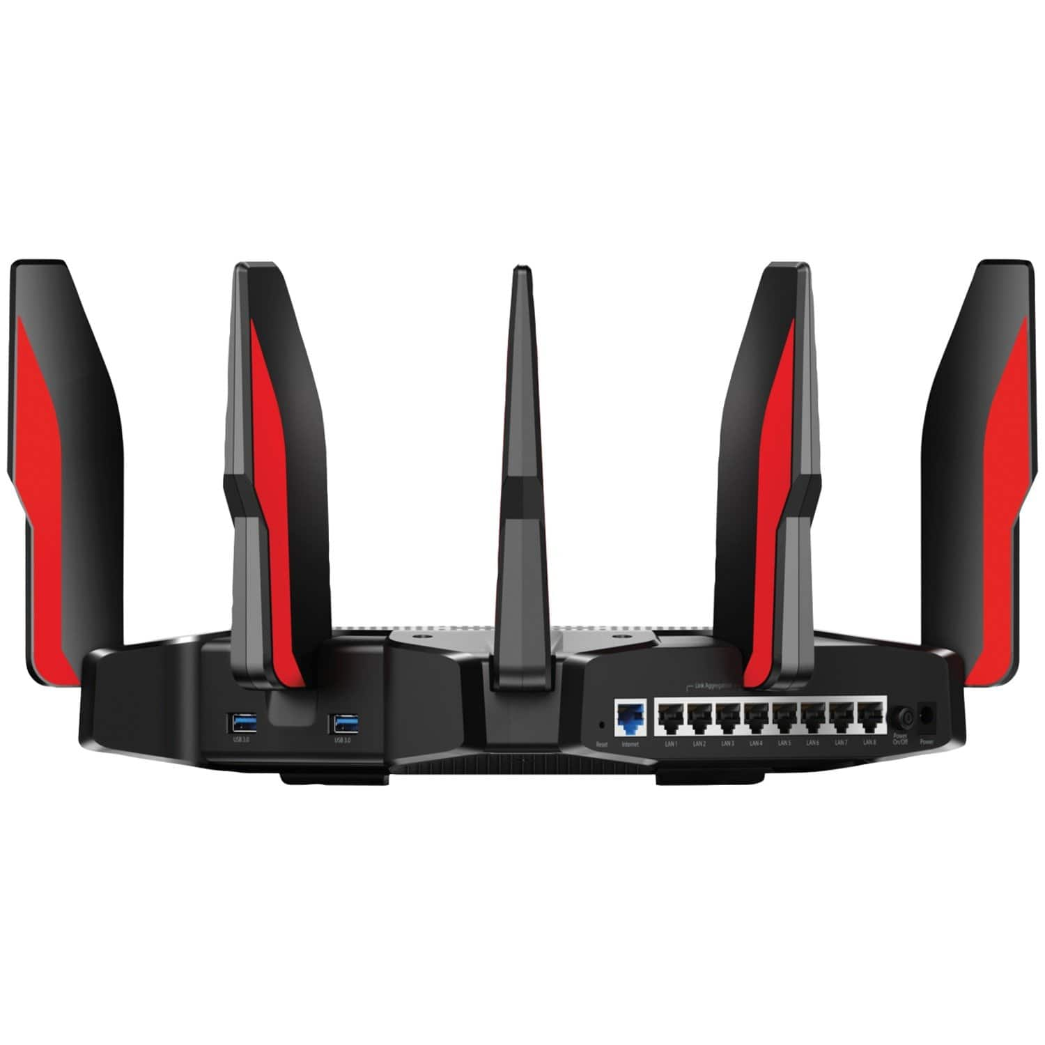 TP-Link AC5400 Tri Band Gaming Router – MU-MIMO, 1.8GHz Quad-Core 64-bit CPU - $219.99 @ Amazon