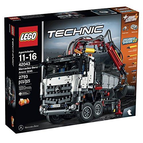 LEGO® Technic Mercedes-Benz Arocs 3245 set $170.04 + free shipping