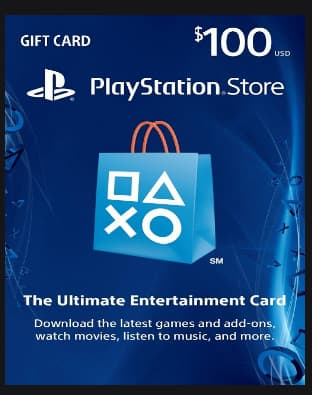 PlayStation Store $100  PSN Gift Card US for $85.49 NOW!