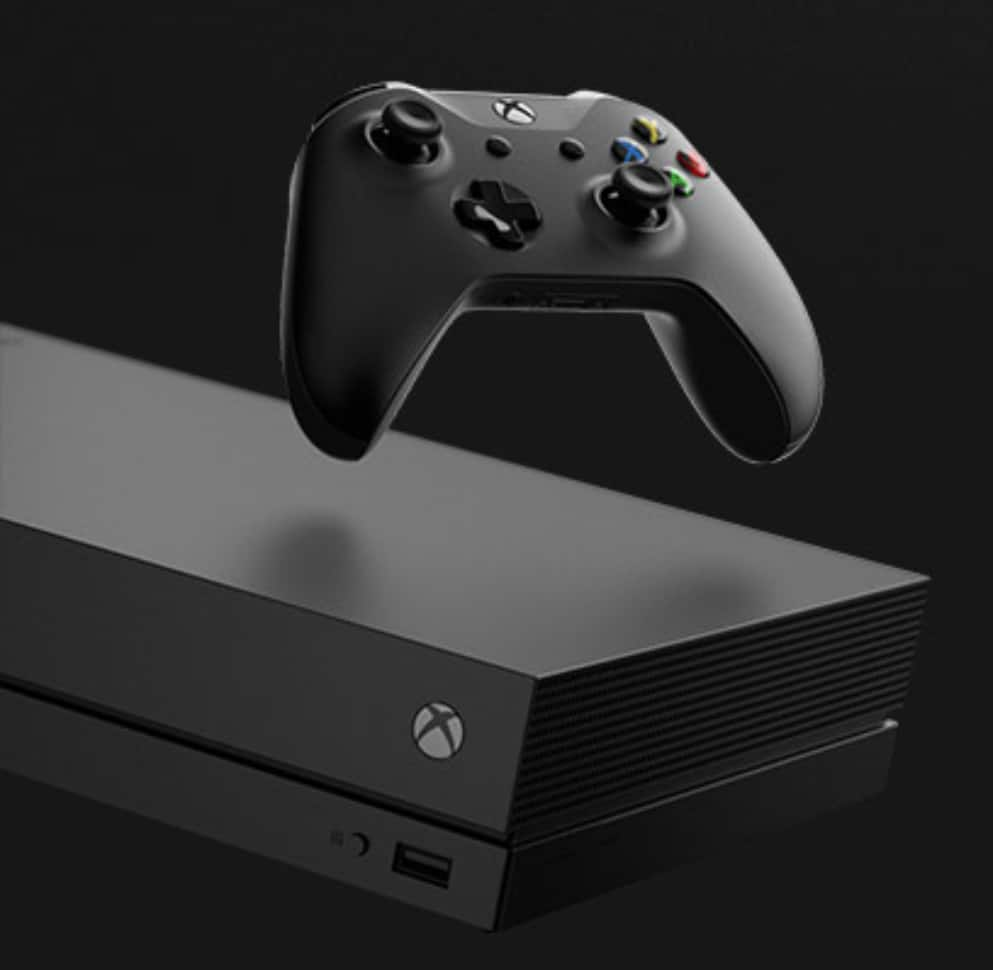 Xbox One X Console $ 418.50 (after Nokeys gift card purchase) $418.5
