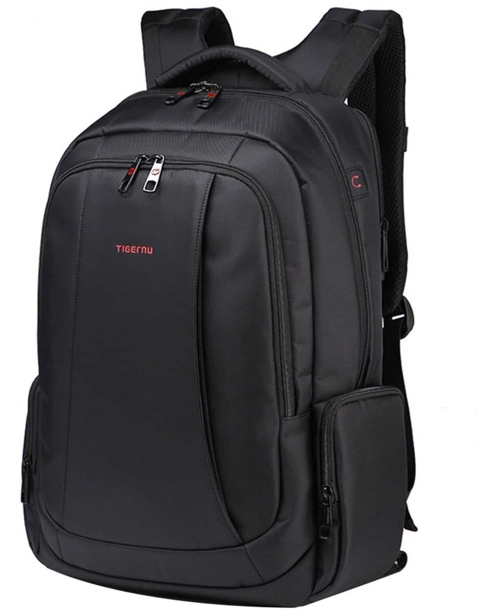 Slim Business Laptop Backpack Anti-theft Travel Bag Up To 15.6 Black $28.85 AC Amazon $28.55
