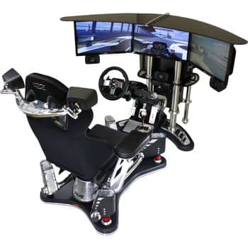 VRX iMotion Racing Simulator @ Costco $34,999.99 Free Shipping