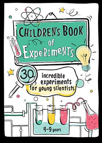 FREE Children's Kindle eBook:Children's Book of Experiments: 30 Incredible Experiments for Young Scientists (Educational series for kids 4-9 years 1)