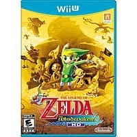 Amazon Deal: Wii U: Wind Waker HD $39/$32.79 With GCU
