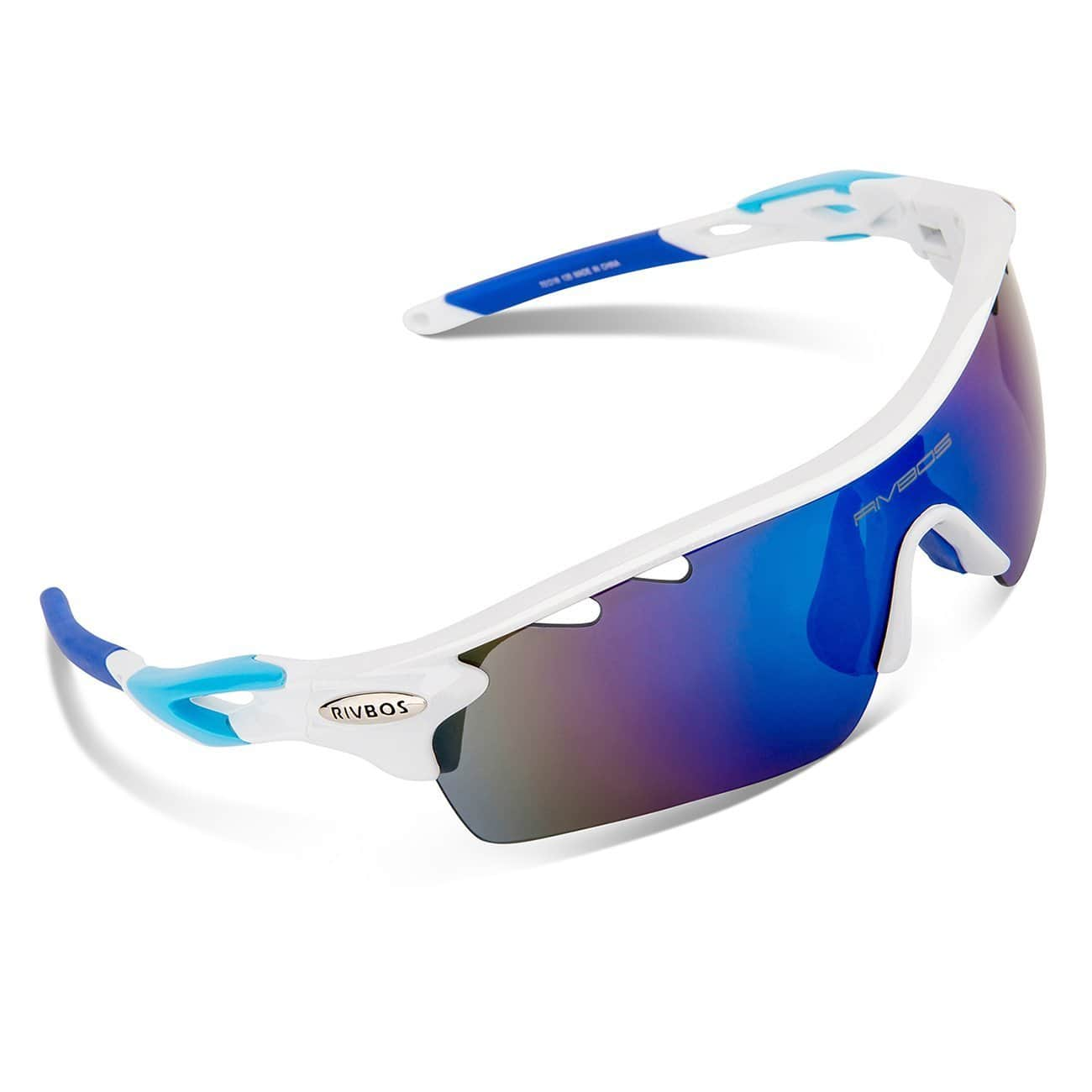 Rivbos 801 Polarized Sports Sunglasses $12.99-$16.89AC