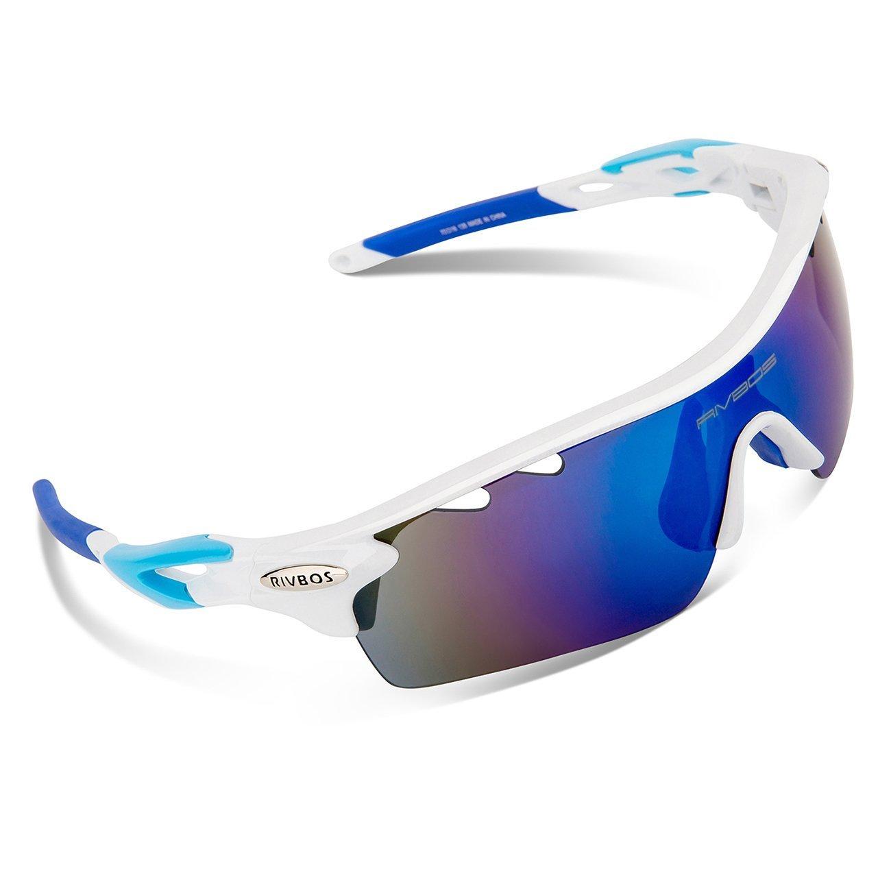 Rivbos 801 Polarized Sports Sunglasses $12.99-$16.89AC