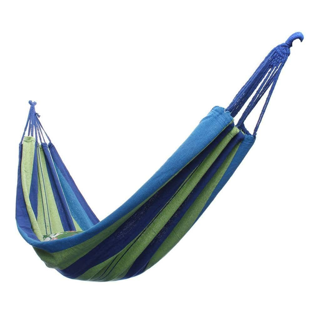 Suspended Cotton Hammock $8.98 via Amazon, FS w/prime