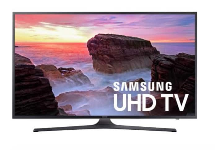 "Samsung 65"" 4K Ultra HD UHD TV (UN65MU6300) + $200 Wal-Mart Gift Card - $884"