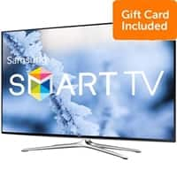 """Dell Home & Office Deal: Samsung 55"""" LED HDTV UN55H6350 for $797.99 with $250 GC at Dell"""