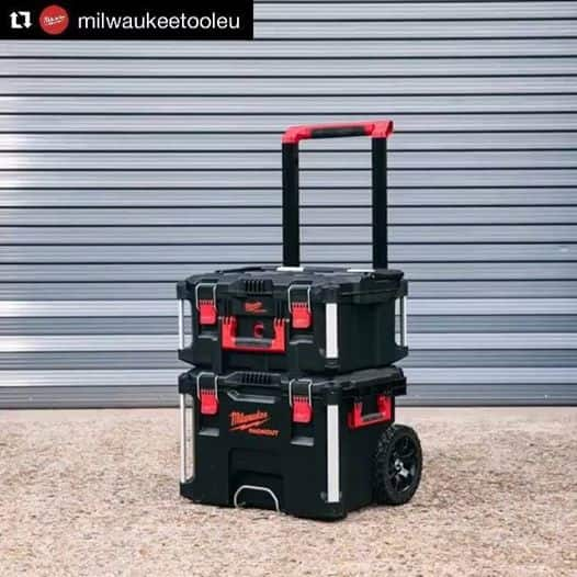 Milwaukee Packout Large Tool Box $45 at Fasteners Inc Tool outlet NorCal B&M Stores
