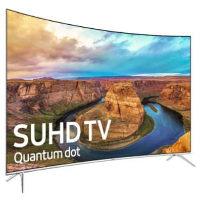 Samsung KS8500 Curved 4K SUHD TV starting as low as $809.99 + free shipping with Samsung EPP and Discover Card