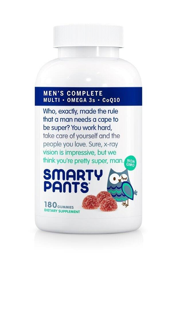 Prime Members Smarty Pants Men's and Women's complete multi-vitamin FREE AC w/ S&S YMMV