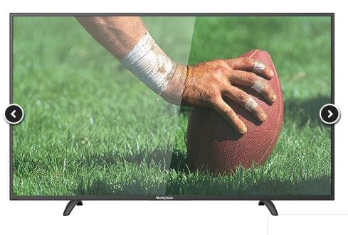 "Westinghouse 65"" 4K 120hz TV for $599 - MicroCenter in-store only"