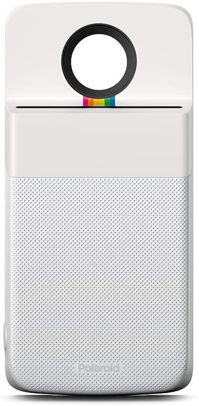 Moto Mod for Moto Z phones- Polaroid Insta-Share Printer - White - PG38C02062 $38.98