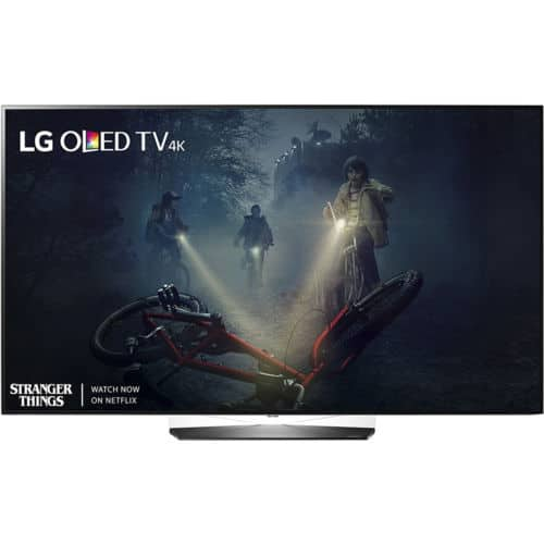 """LG 4K OLED Smart HDTV: 65"""" OLED65B7A $1899 Free Shipping"""